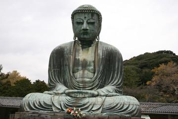 grand bouddha daibutsu kamakura