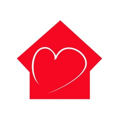 building love logo