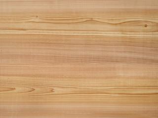 Smooth pine wood board