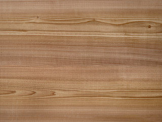 Smooth pine wood board