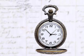 レトロな懐中時計