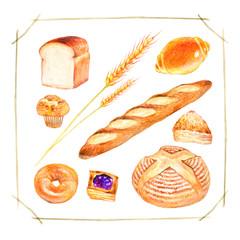 パン コレクション