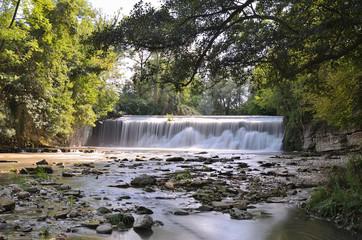 Ergolz Wasserfall