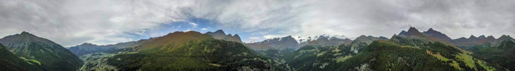 Nature, Montain Landscape