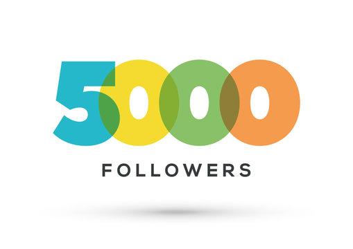 Acknowledgment 5000 Followers