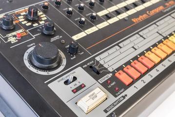 Drummachine Controls