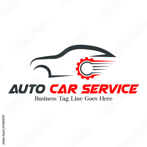 Car Logos Auto Car Symbol Car Service Logo Stock Image And