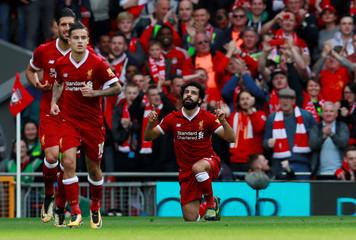 Premier League - Liverpool vs Burnley