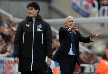 Premier League - Newcastle United vs Stoke City