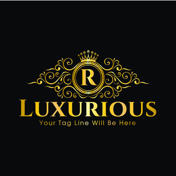 Royal Crown Logo - Luxurious logo