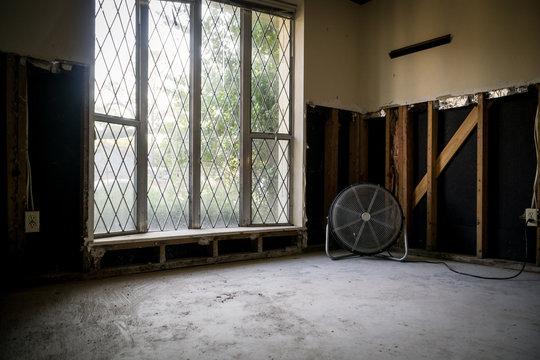 Inside a Houston home after Hurricane Harvey