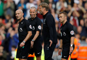 Premier League - Liverpool vs Burnley