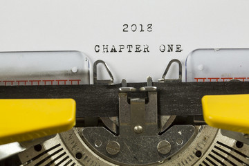 Chapter One 2018