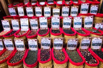 Aromi e spezie a Granada, Siviglia