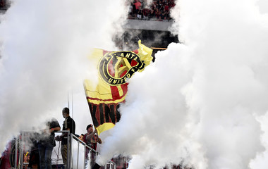 MLS: Orlando City SC at Atlanta United FC