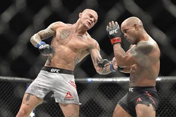 MMA: UFC Fight Night-Pittsburgh- Lombard vs Smith