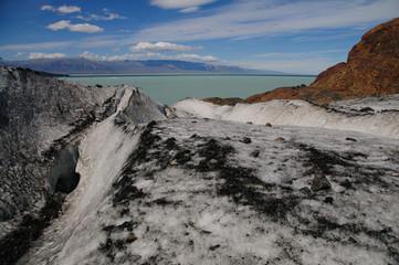 The Viedma Glacier near El Chalten