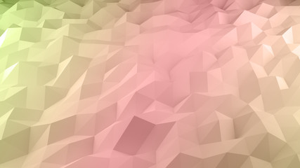Abstract background of polygons pastel black and white background for wall paper.