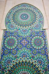 Mosque Hassan II Casablanca