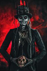 scary dead baron