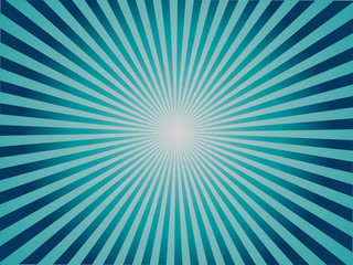 sunburst ray vector gradient color background