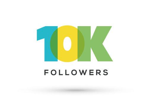 Acknowledgment 10 000 Followers
