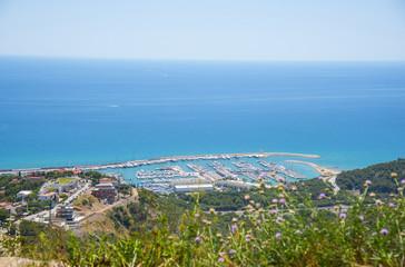 Mediterranean Sea, Spain