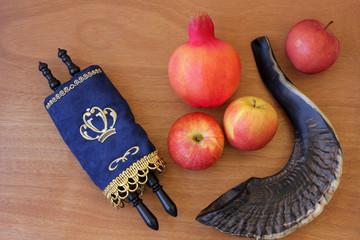 Items from Jewish high holidays