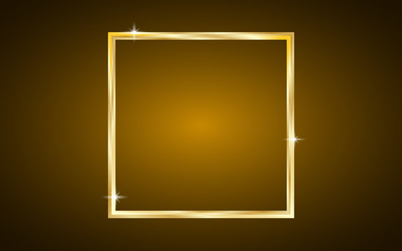 Luxury Shiny Gold Square Background - Geometric Wallpaper