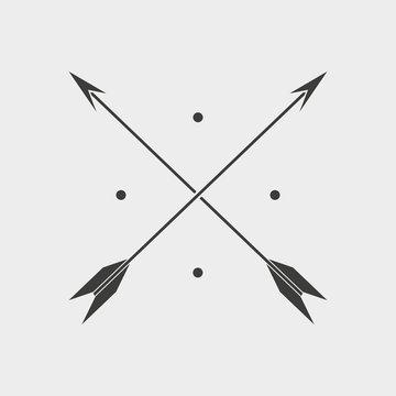 Arrows. Vector.