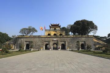 タンロン遺跡端門