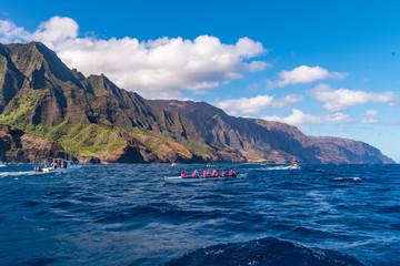 Napali Canoe Race