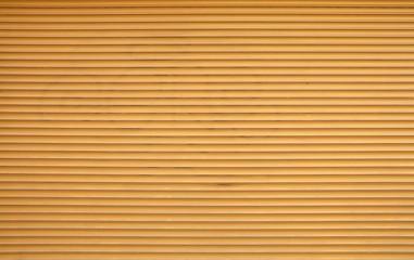 Beige brown horizontal roller shutter blinds