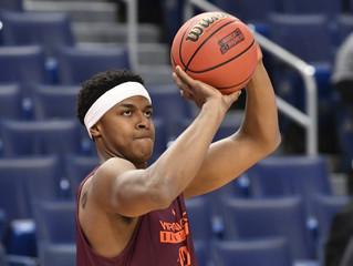 NCAA Basketball: NCAA Tournament-Buffalo Practice