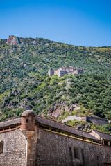 Villefranche de Conflent et ses remparts