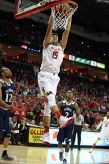 NCAA Basketball: Mount St. Mary's at Maryland
