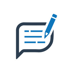 Write a Note Icon