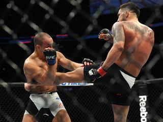 MMA: UFC Fight Night-Pettis vs Alvarez