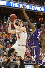 NCAA Basketball: Big Ten Tournament-Northwestern vs Maryland