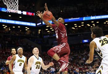 NCAA Basketball: NCAA Tournament-First Round-Iowa vs Temple