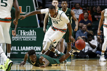 NCAA Basketball: Charlotte at Miami