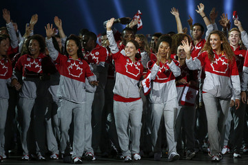 Pan Am Games: Opening Ceremony