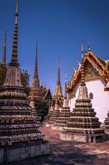 Wat Pho in Bangkok Temple of Reclining Buddha