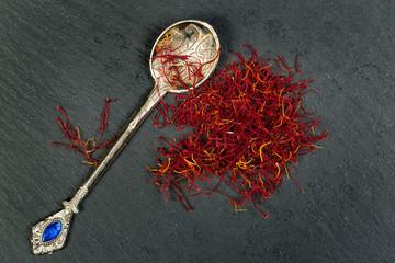 Moroccan saffron is popular in Arabic cuisine.