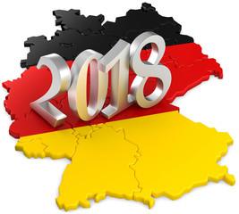 Deitschland 2018