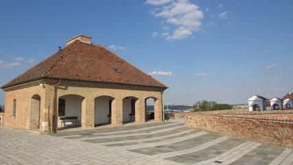 Špilberk, forteresse à Brno.