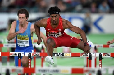 Track and Field: IAAF World Indoor Championships-Evening Session