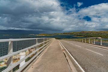 scenery of Scotland's Highland Scotland island