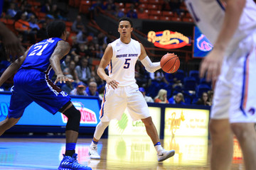 NCAA Basketball: Presbyterian at Boise State