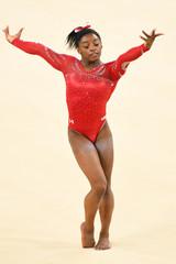 Olympics: Artistic Gymnastics Training